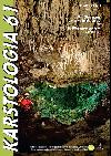 Couverture karstologia 61 - image/jpeg