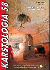 Couverture karstologia 58 - image/jpeg