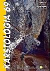Couverture Karstologia 69 - image/jpeg