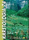 Couverture karstologia 74 - image/jpeg
